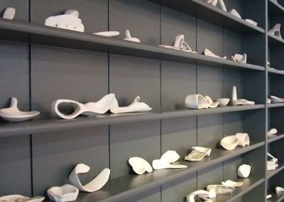 Jenny Pope, Bone Collections