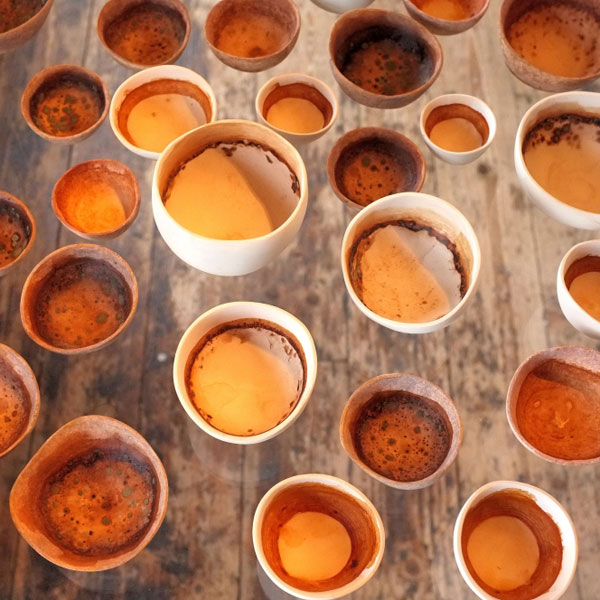 Jenny Pope, Tea Bowls